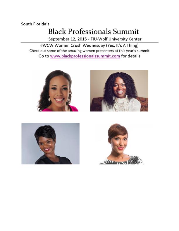 South Florida's Black Professionals Summit