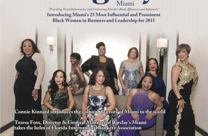 Lynda V. Harris honored as 25 Most Influential African American Women in Business for 2015 by Legacy Magazine