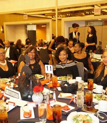 Little Black Dress & Pearls Luncheon 2017