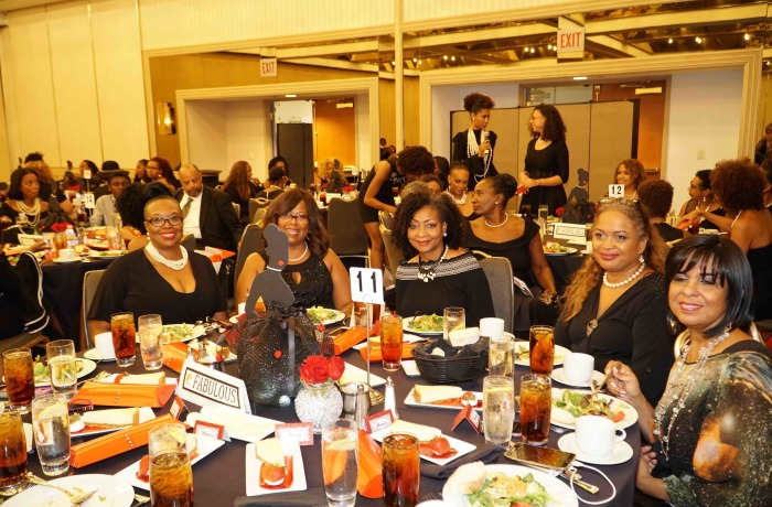 Little Black Dress & Pearls Luncheon 2017